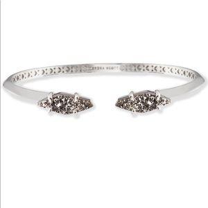 Kendra Scott Bianca Bracelet Silver Drusy